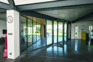 Aluminium Bifold Doors Bolton