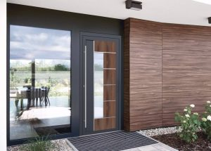 Aluminium Entrance Door Prices Greater Manchester