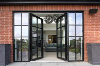 Aluminium French Doors Greater Manchester