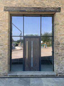 Aluminium Front Door prices