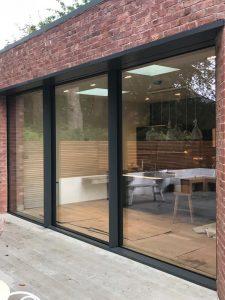 Aluminium Sliding Doors Greater Manchester