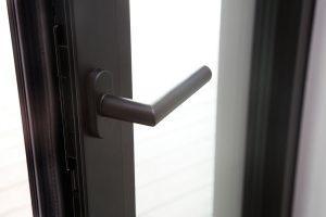 CS 104 Aluminium Front Door