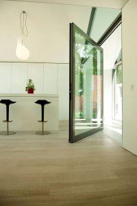 CS 86 Aluminium Front Door