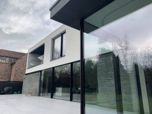 Reynaers Aluminium Windows Greater Manchester