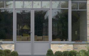 Aluminium French Doors Bristol