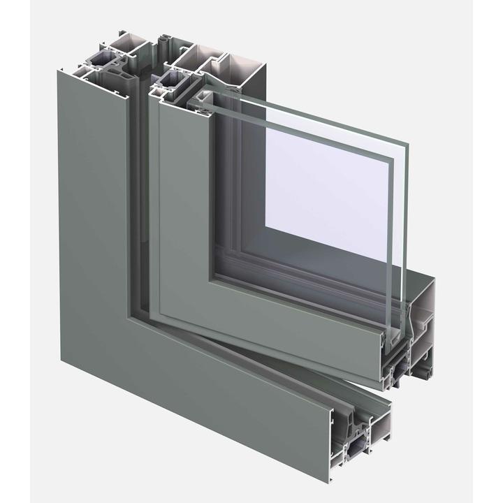 Slimline Aluminium Windows Bolton
