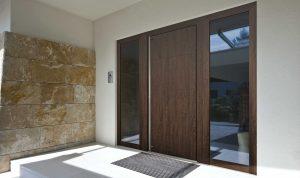 timber-aluminium doors Greater Manchester