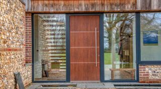timber-aluminium door prices Greater Manchester