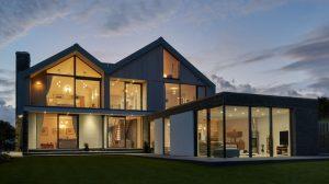 Timber-Aluminium Windows Greater Manchester