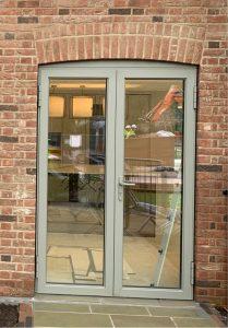Reynaers Aluminium French Doors
