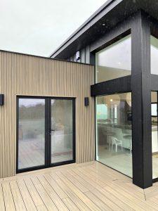 Aluminium Front Door Costs Greater Manchester
