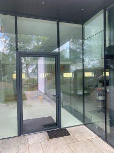 Aluminium Front Door Designs UK