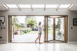 Centor Bifold Door Installers Greater Manchester