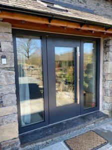 Aluminium Double Glazed Doors Bolton