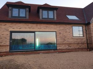 Lift and Slide Doors Bolton