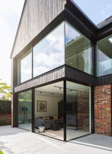 Reynaers Aluminium Doors, UK