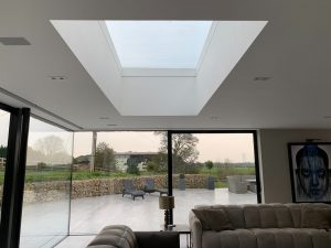 Bespoke Glass Rooflights Greater Manchester
