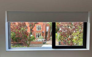 Aluminium Triple Glazed Windows