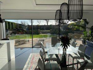 Frameless Effect Glass UK