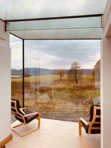 frameless windows uk
